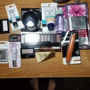 New makeup lot